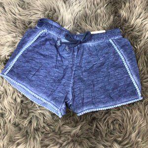 Manguun Girl's Shorts: Blue | Various Sizes